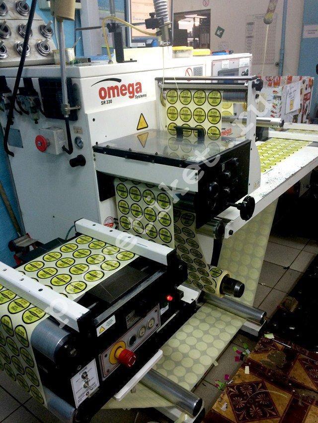 печать этикеток в рулоне